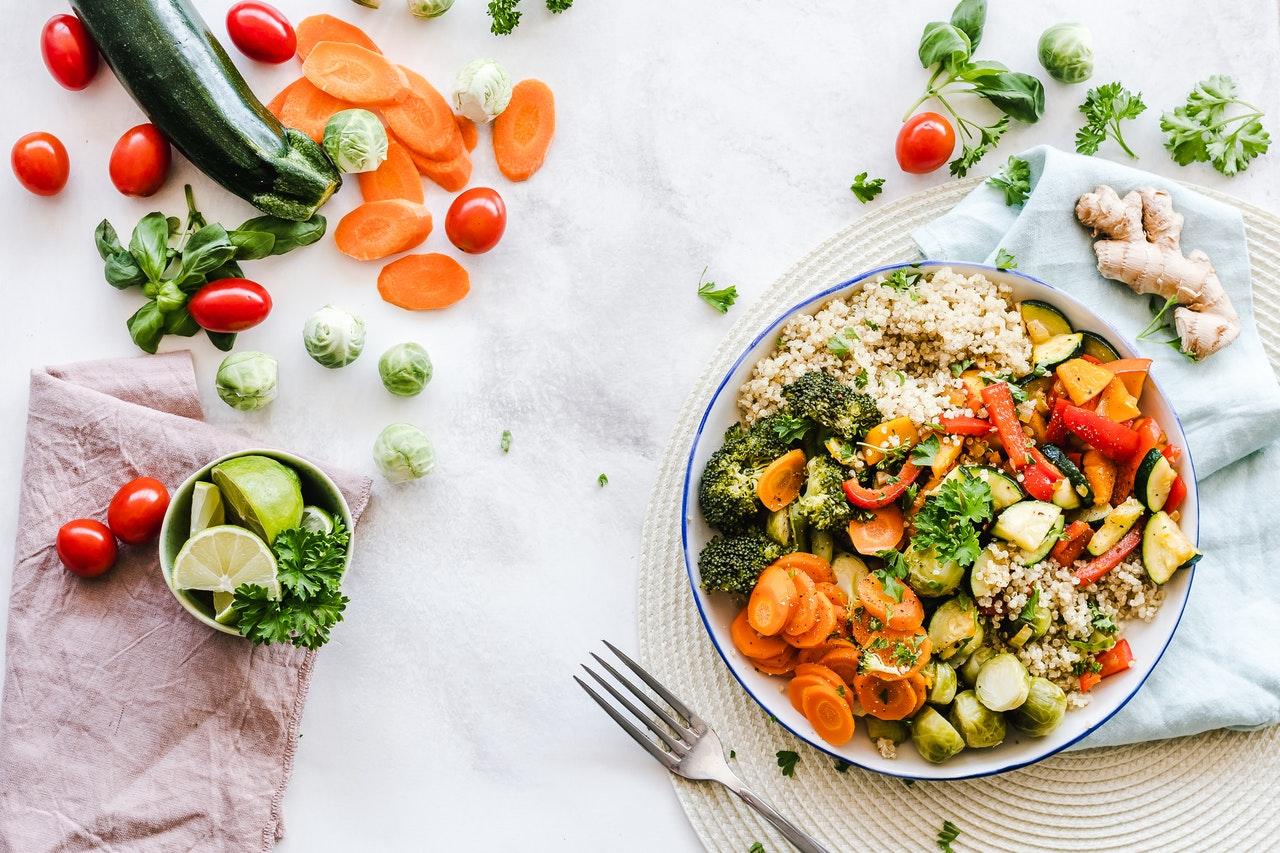 Jak się odżywiać, aby być zdrowym?